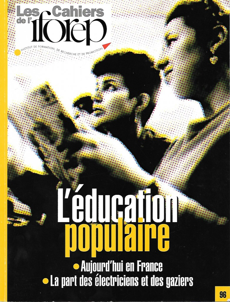 Cahiers de l'IFOREP