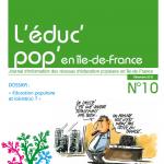 """L'éduc' pop' en Île-de-France """"Éducation populaire et laïcité(s)"""""""