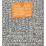 Catalogue formation BAFA-BAFD 2014