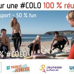 Campagne de communication « 100 % colo »